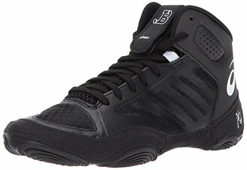 ASICS C736N.9001 Unisex-Kids JB Elite III GS Wrestling-shoes 2.5 M