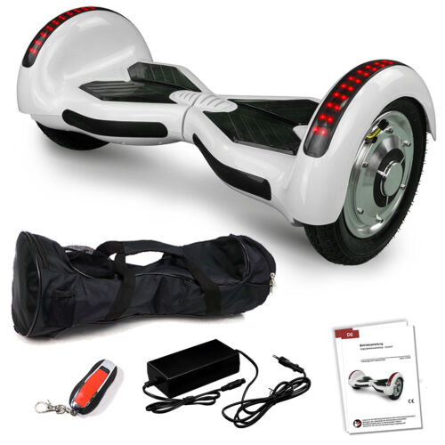 E-Balance Scooter Elektroroller Smart Elektro Hoverboard E-Scooter Hoover Board