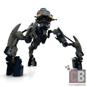 CUSTOM PDF Bauanleitung TRI-Droide für LEGO® Steinen zB. STAR WARS™ 75019 75021