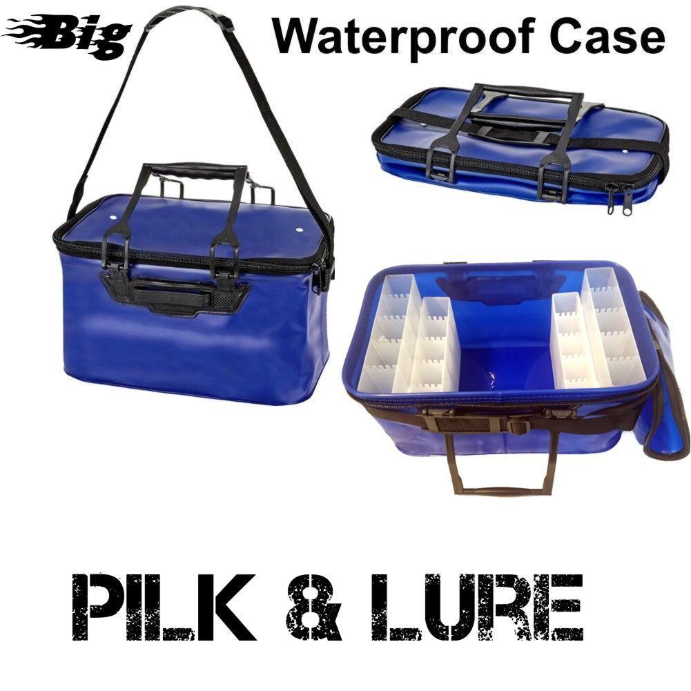 Pilk & Lure IMPERMEABILE Big stivaliBorsa sospesa dispositivo per fino a 80 esca