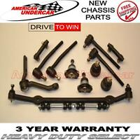 Caprice Impala Ss Police Or Wagon Ball Joint Tie Rod Idler Center Link Kit 94-96