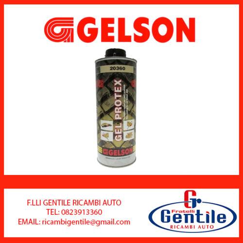GELSON PROTETTIVO PER PARTI SCATOLATE GEL PROTEX 1 Lt colore Marrone