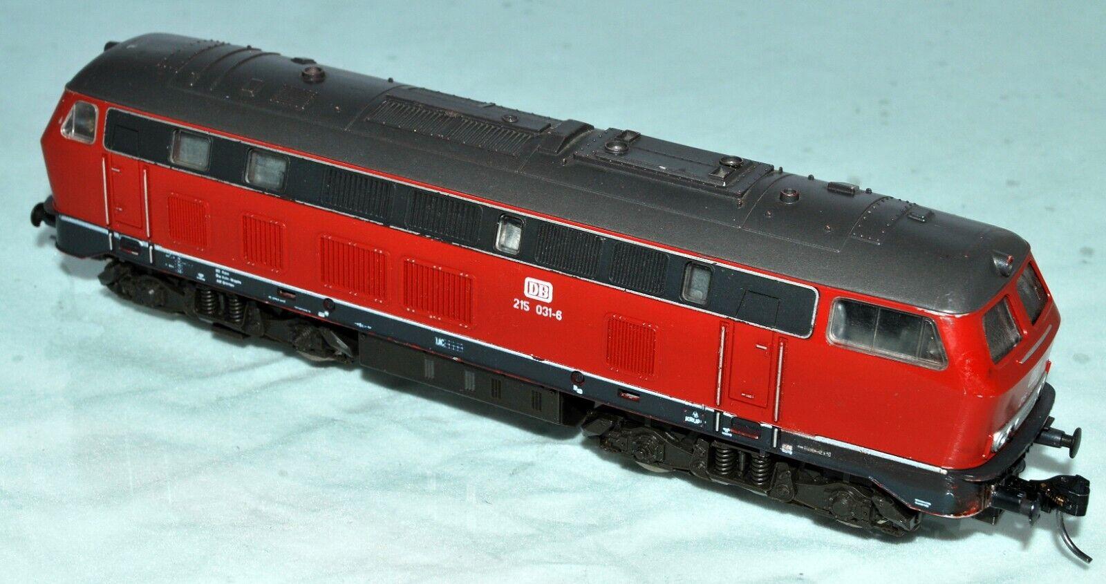 Roco 4151 HO Class 215 031-9 DCC Digital loco  v.f.c