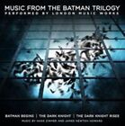 Music From the Batman Trilogy by London Music Works (CD, Sep-2012, Silva Screen)