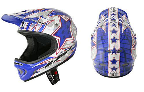 Helm 61/62cm, Full Face Adult Gr THE Injected Liberty XL