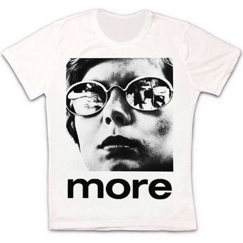 More Movie Poster Film 60s Retro Vintage Hipster Unisex T Shirt 2214