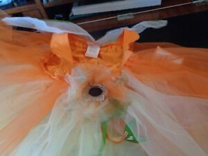 Image is loading Pottery-Barn-Kids-Halloween-baby-sunflower-costume-size- : baby sunflower costume  - Germanpascual.Com