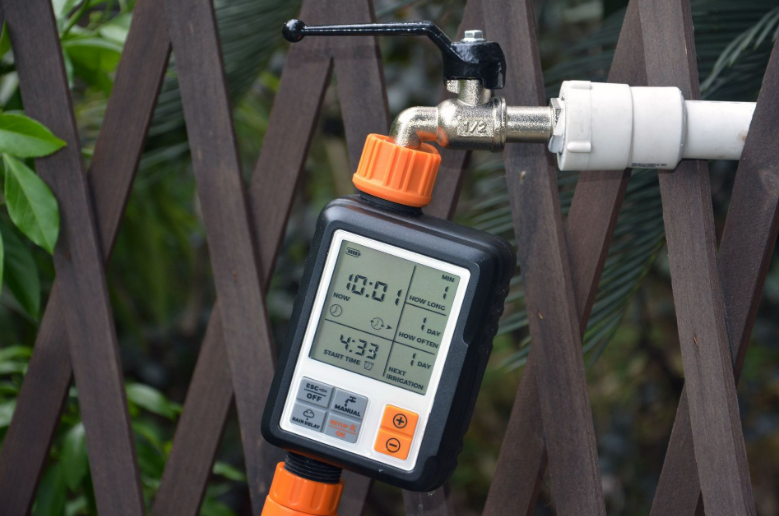 Upgraded Digital Garden Watering Timer Automatic Irrigation Controller Computer