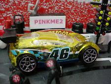 2014 SUPER LOOP CHASE RACE Design Ex GEARONIMO☆Silver;Rescue☆LOOSE☆Hot Wheels