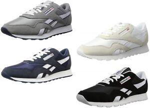 df1e9324773 Image is loading Reebok-Men-039-s-Classics-Nylon-Sneaker-Shoe