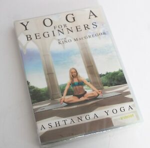 Yoga For Beginners Dvd With Kino Macgregor Ashtanga Yoga Instructional Fitness Ebay