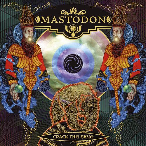 Mastodon - Crack The Skye [New Vinyl LP] Picture Disc