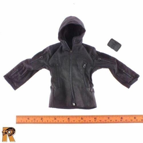 1//6 Scale Flagset Action Figures Black Hooded Jacket 75th Ranger Afghanistan