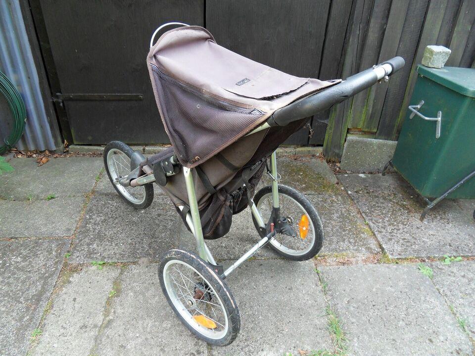 Babyjogger, Babycare 3 stk. 3-hjulede