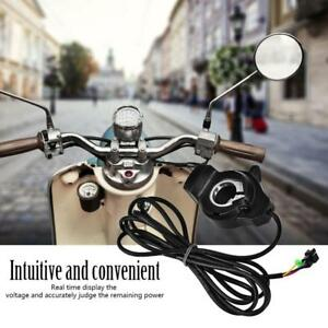 Thumb-Throttle-with-LCD-Digital-Battery-Voltage-for-Ebike-Electric-e-bike-AD