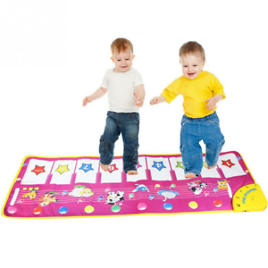 Piano-Keyboard-Carpet-Touch-Singing-Mat-Kids-Play-Toy-Music-Blanket-Baby-Learn