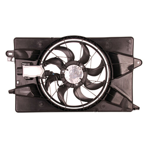 Fits 2015-2017 Chrysler 200 Sedan Engine Cooling Fan Assembly 674-1113