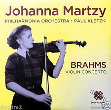 JOHANNA MARTZY / Brahms Violin Concerto / UK COUP d'ARCHET COUP 016
