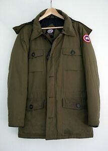 Canada-Goose-Banff-Parka-Military-Green-Large