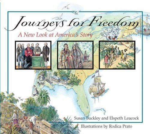 Journeys For Freedom A New Look At America s Story - $4.09