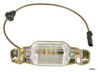 License Plate Lamp Assembly