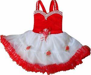 31b686ad0 Cute Fashion Kids Girls Baby Princess Party Dresses Skirt Clothe 6 ...