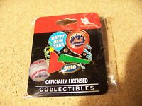 2010 Ny N.y. York Mets Party Year Lapel Pin