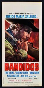 Plakat-Bandidos-Enrico-Maria-Salerno-Jenkins-Dillman-Spaghetti-Western-L44