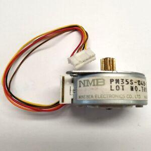 NMB PM35S-048-ZTP8 Stepper Motor