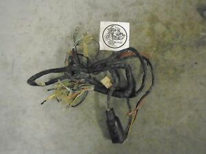 Details about 1970 HONDA CB350 WIRING HARNESS on