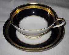 Rosenthal EMINENCE Cobalt Blue with Gold Laurel Cup & Saucer Set