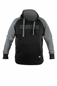 Preston-Innovations-Black-Pullover-Hoodie-NEW-All-Sizes