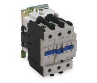 Iec Magnetic Contactor, 120vac Coil Volts, 95 Full Load Amps, 3 Poles