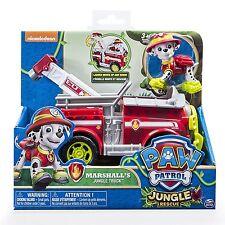Paw Patrol Jungle Rescue Vehicle - Marshall's Jungle Truck *BRAND NEW*