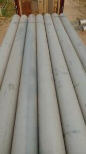 12 304L Stainless Steel Pipe, SCH 10, 20 FT Lengths Canada Preview