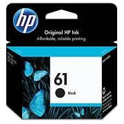 HP 61 Black Original Ink Cartridge - Buy Direct From HP