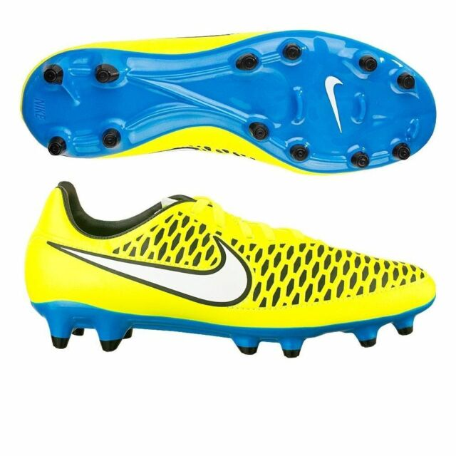 nike magista blue and yellow