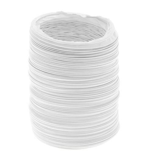 Genuine WPRO Extra Long 3 Mètre Universel Sèche-linge flexible d/'aération tuyau de