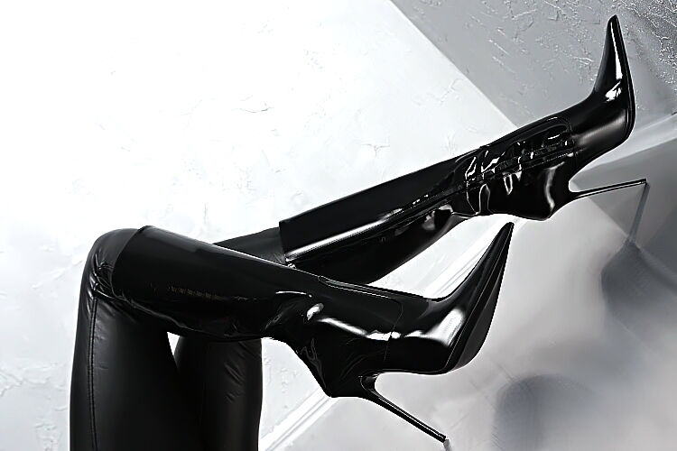 MADE IN ITALY SEXY ULTRA Z23 POINTY HIGH HEELS 36 STIEFEL Stiefel SCHUHE LEDER 36 HEELS a5a510