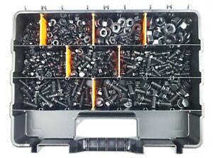 OEM-HIGH-TENSILE-BOLT-KIT-460pc-SUIT-Navara-Hilux-Patrol-Prado-Dual-Cab-4x4
