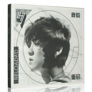 Lu-Han-Reloaded-Chinese-Album-Exo-Luhan-CD-amp-DVD-amp-Photo-Card