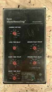 GE TR16B MicroVersaTrip Plus 1600A TR16B1600 GE Trip Unit AKO50C3F1607 Used