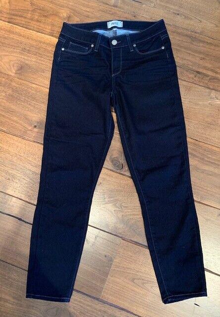 PAIGE PREMIUM Denim VERDUGO Cropped capri Jeans 28 NEW