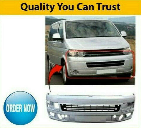 VW TRANSPORTER T5.1 2010-2015 FRONT PANEL COMPLETE INSURANCE APPROVED NEW