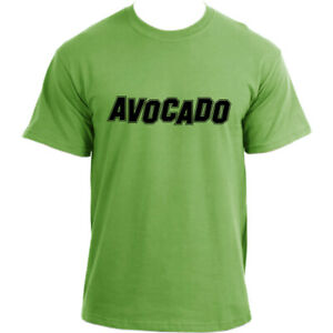 Avocado-Tshirt-Old-School-Funny-Vegan-T-Shirt-For-Men