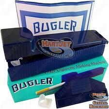 Bugler Cigarette Maker Rolling Making Tobacco Injector Machine Kings Size Short