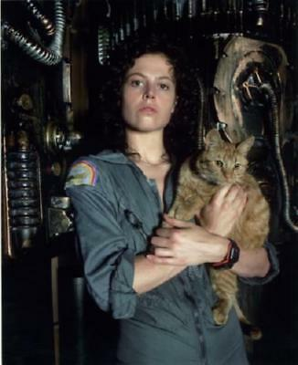Sigourney Weaver Poster 24in x 36in