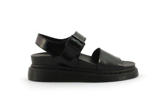 Dr. Martens Romi Petrol Black Womens Sandals 6.5 UK   eBay 59684332c569