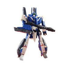 Toynami Robotech 1/100 Max Sterling Vf-1j Super Veritech Collectible Play Blue
