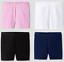 Girls-039-Tumble-Shorts-Cat-amp-Jack-Pink-Navy-Black-White-Under-Dresses-Skirt thumbnail 1